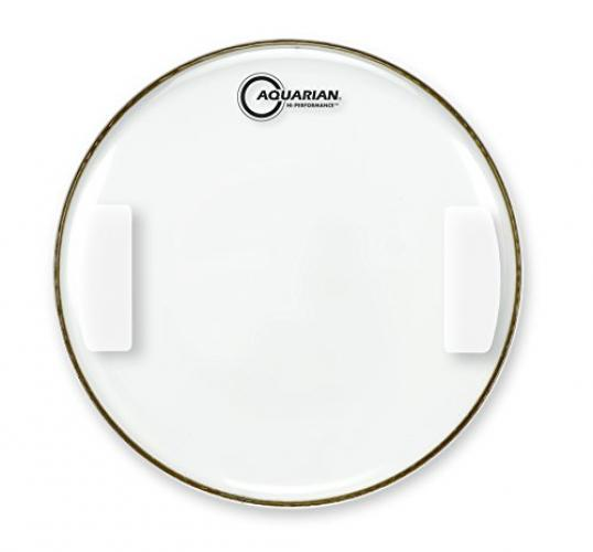 Aquarian Drumheads HPSN13 Hi-Performance 13-inch Snare Side Drum Head by Trick or Treat Studios