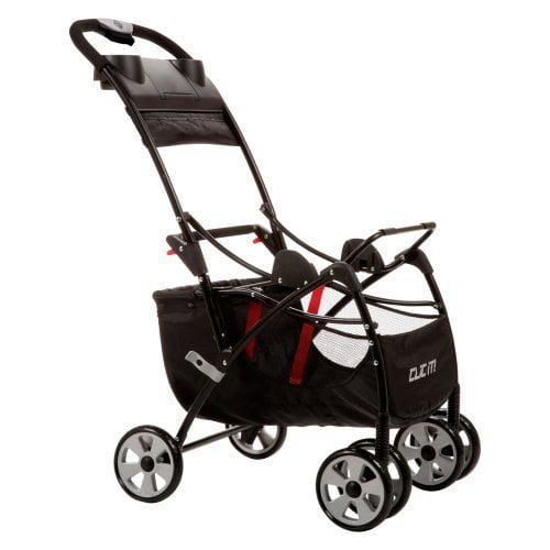 Safety 1st® Clic It! Infant Seat Carrier (Black/Black)
