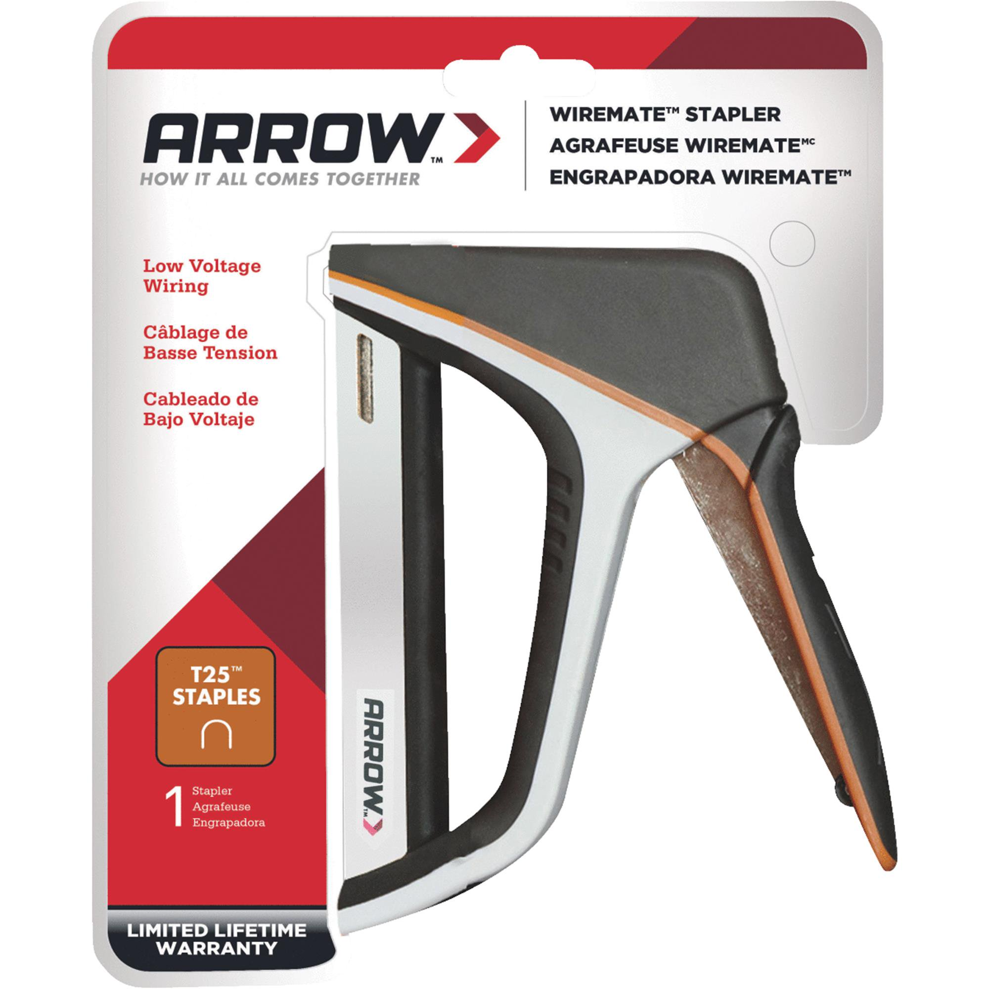 Arrow Fastners T25X WireMate Staple Gun