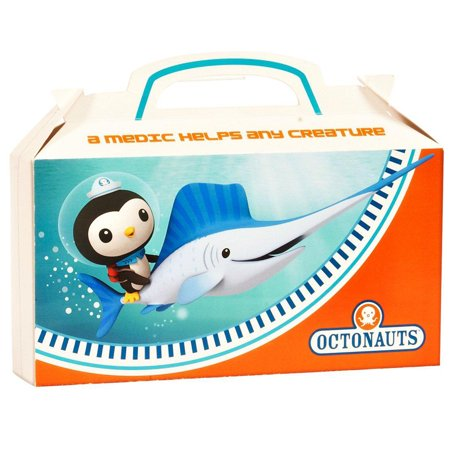 Octonauts Party Supplies 8 Pack Favor Box - Octonauts Characters Tweak