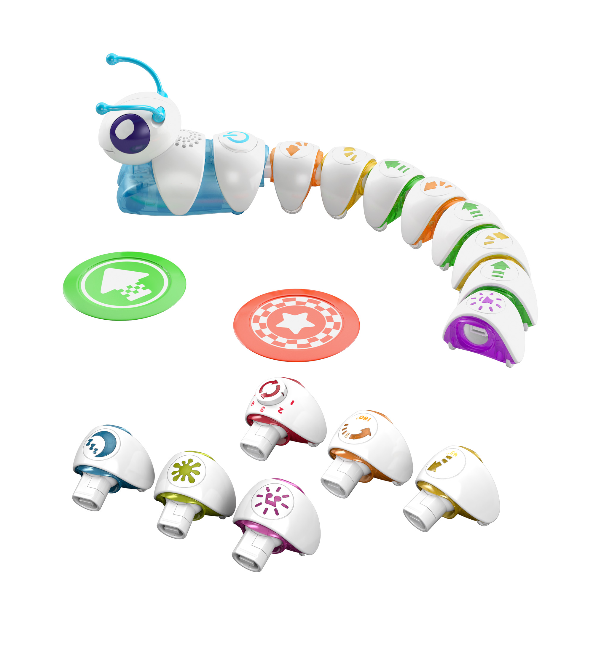 Fisher Price Think & Learn Code-A-Pillar Gift Set