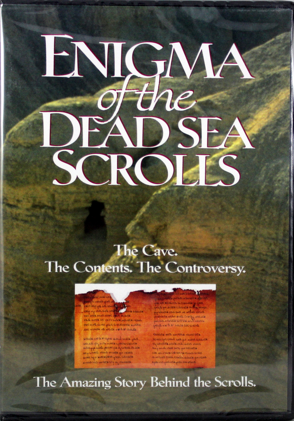 Enigma of the Dead Sea Scrolls New DVD Documentary Amazing Story Behind Scrolls by