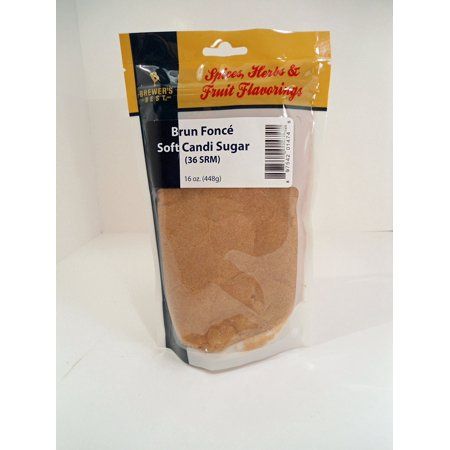 Brewer's Best Brun Fonce' Soft Candi Sugar