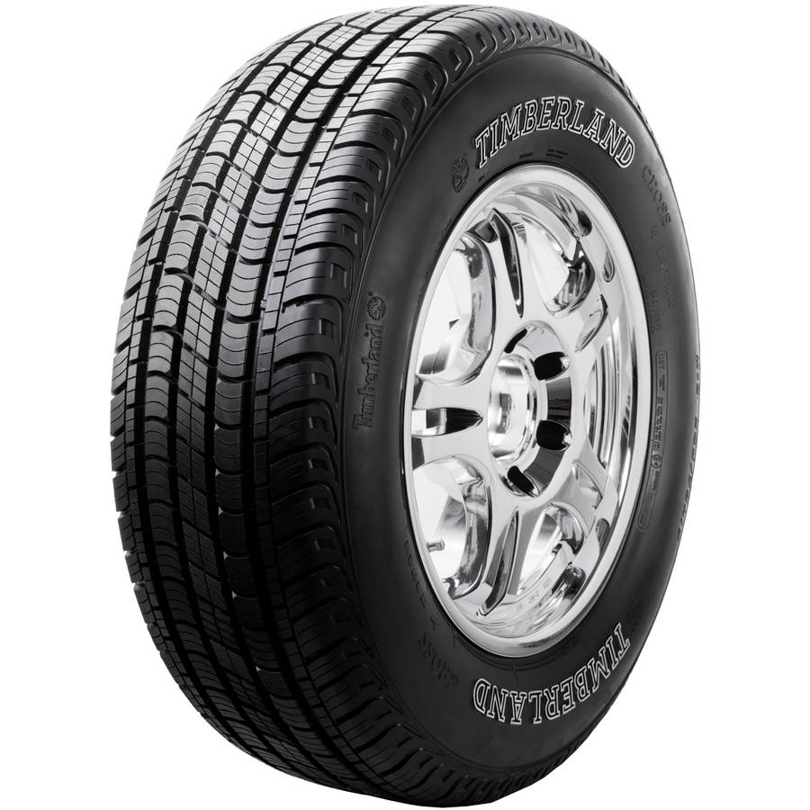 245 65r 17 107t Outlined White Lettering Timberland Cross Tires