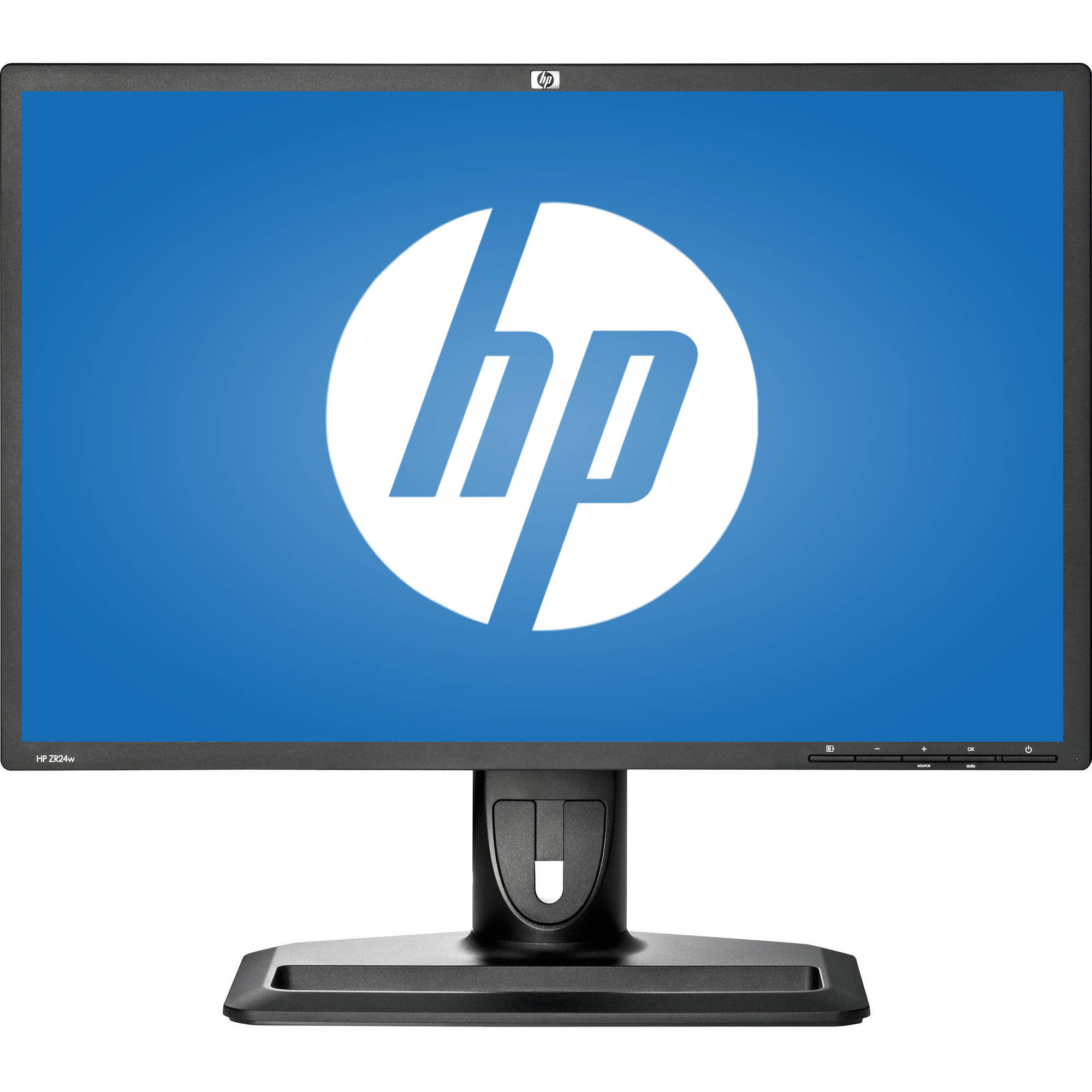 "Refurbished HP 24"" Widescreen LCD Monitor (HP.24.LCD.WS Black)"