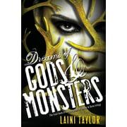 Daughter of Smoke & Bone: Dreams of Gods & Monsters (Paperback)