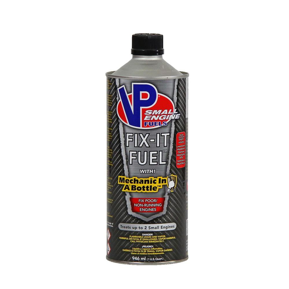 VP Small Engine Fuel Fix It Fuel - Single Quart