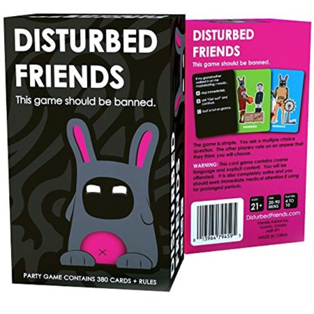 Disturbed Friends - This game should be banned.](Halloween Games To Play With Friends)