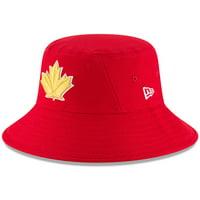 f03969d023c Toronto Blue Jays New Era 2018 Stars   Stripes 4th of July Bucket Hat - Red