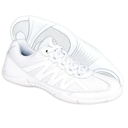 Chassé Apex Cheerleading Shoes - White Cheer Shoes For