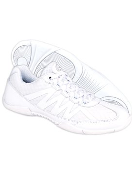 Chass Apex Cheerleading Shoes - White Cheer Shoes For Girls