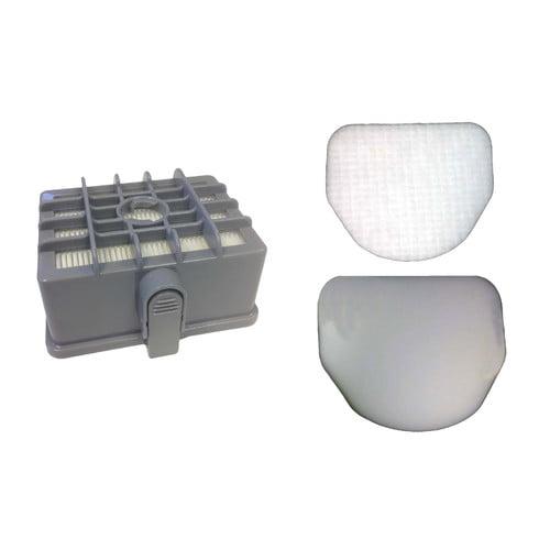 Shark Rotator NV450 NV480 Filter Kit, Part # XHF450 & XFF450