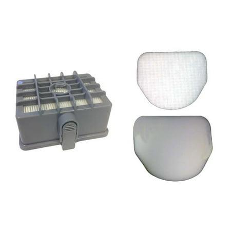 Crucial 3 Piece Shark Rotator Pro Lift Away Felt Filter And Foam Filter Set