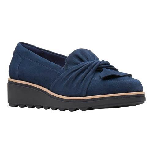 Clarks Sharon Dasher Platform Loafer