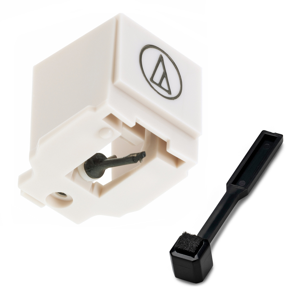 Audio-Technica ATN3600L Stylus for AT3600L Cartridge with Cleaning Brush