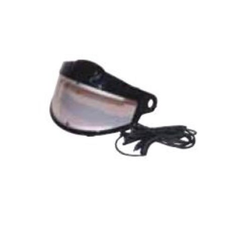 G-Max G980092 Double Lens Electric Shield for G-Max Helmet - Clear