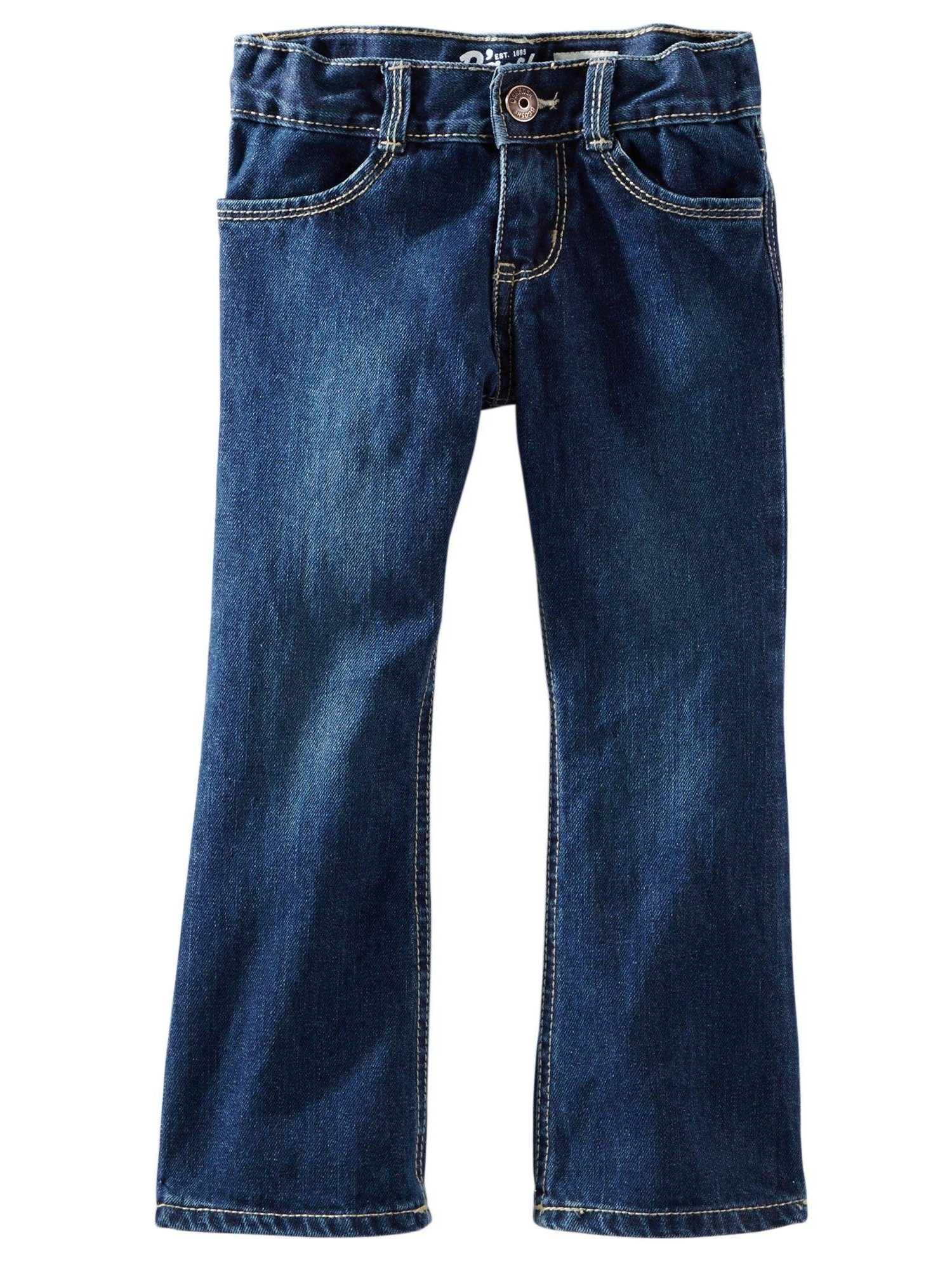 OshKosh B'gosh Baby Girl's Jeans Blue Denim