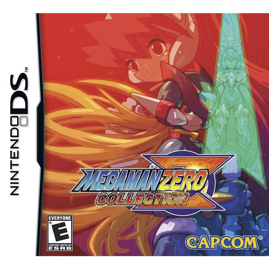 Mega Man Zero Collection (DS)