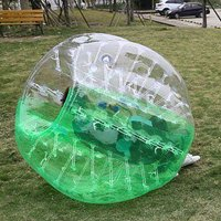 4FT Inflatable Bumper Ball Bubble Soccer Ball for Adults and Kids