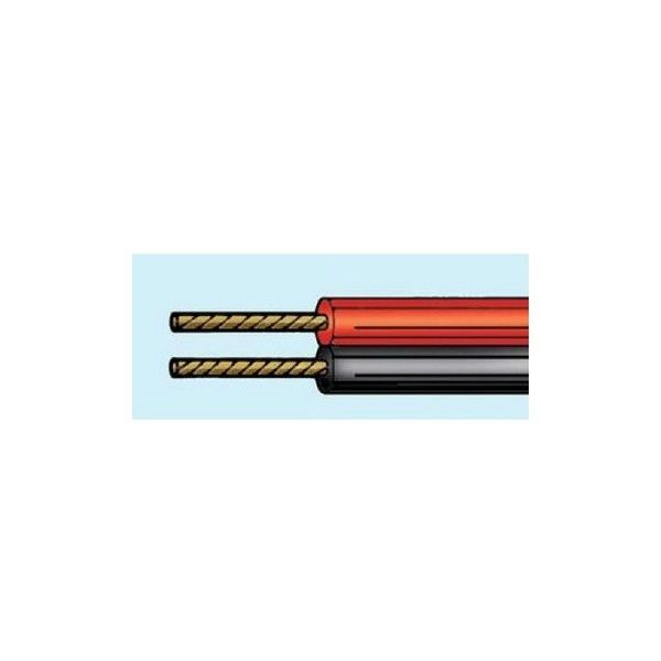 Jsc Wire Amp Cable 24 1870 100 Ft 18 Awg Automotive Zip Cord
