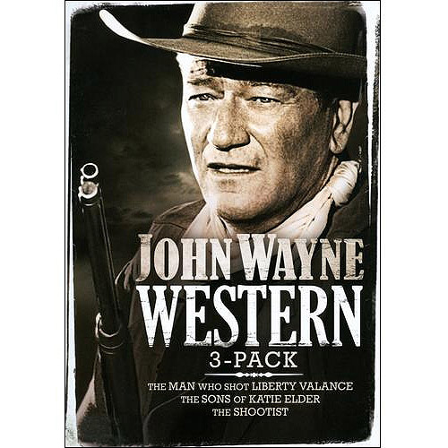 John Wayne Western Collection (Widescreen)
