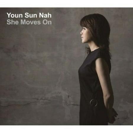 Nah Youn Sun - [She Moves On] 9th Album ()