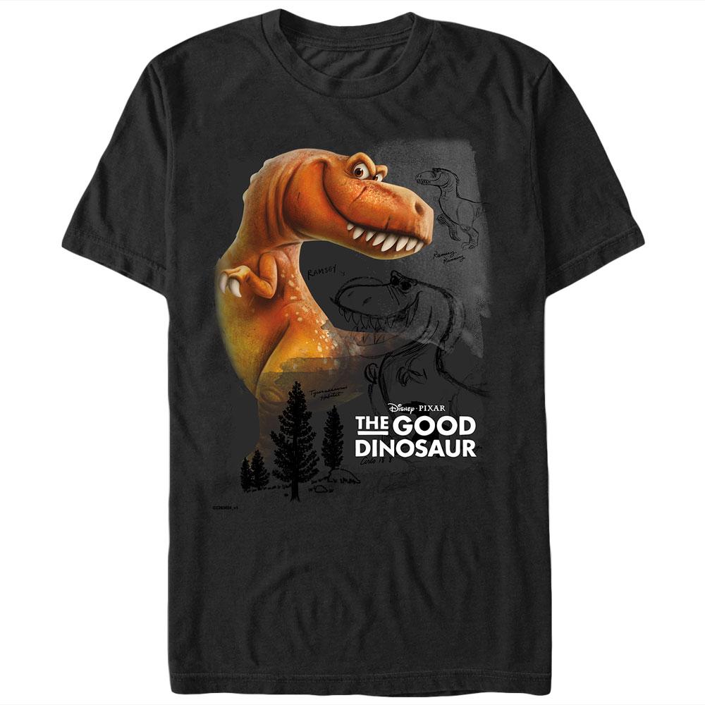 The Good Dinosaur Men's Ramsey T-Shirt