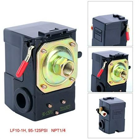 Low Switch Pressure Switch - lefoo lf10-1h-1-npt1/4-95-125 pressure switch