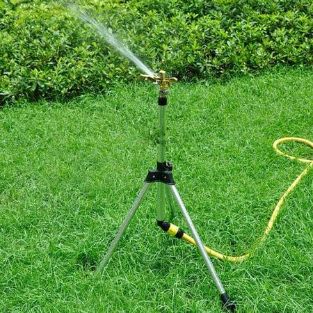 - DN15 Stainless Steel Irrigating Nozzle Fixing Bracket Tripod Sprinkler for Farm