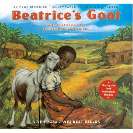 Beatrice's Goat (Tan Vintage Goat)