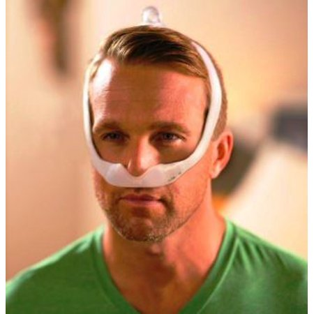 DreamWear Nasal (size M) CPAP Mask with Headgear (Model 1116681) by Philips Respironics