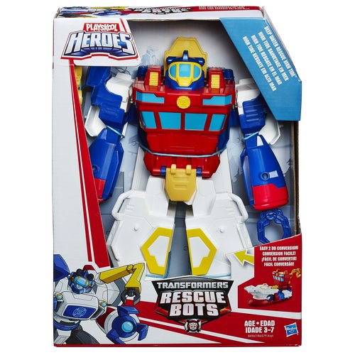 New 2016 Transformers Rescue Bots Giant   YouTube
