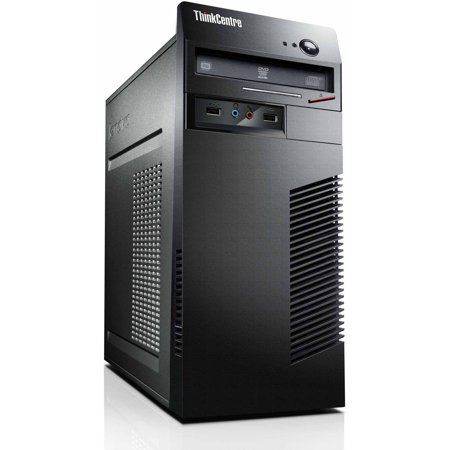 Lenovo ThinkCentre M73 10B00013US Desktop PC with Intel Core i5-4590 Processor, 4GB Memory, 500GB Hard Drive and Windows 7 Professional (Monitor Not Included)