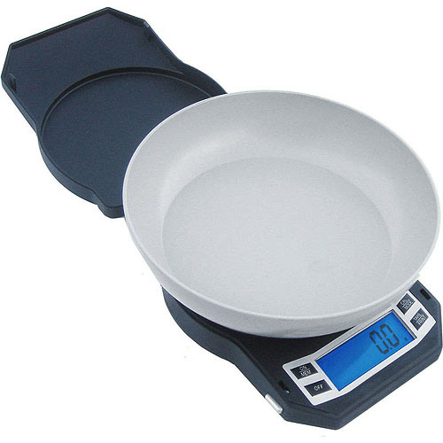 American Weigh Compact Kitchen Bowl Scale