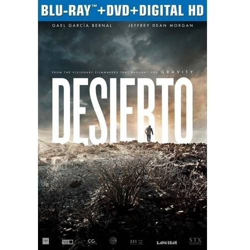 Desierto (Blu-ray + DVD + Digital HD) (Widescreen)
