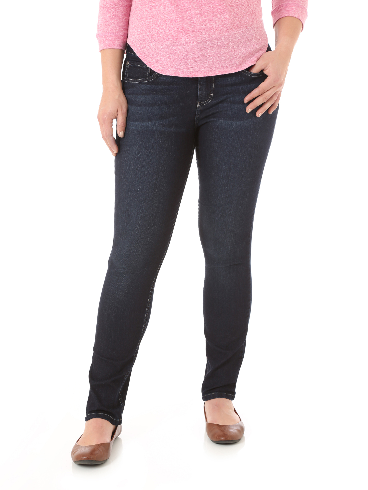 Riders by Lee Women's Curvy Skinny Jean
