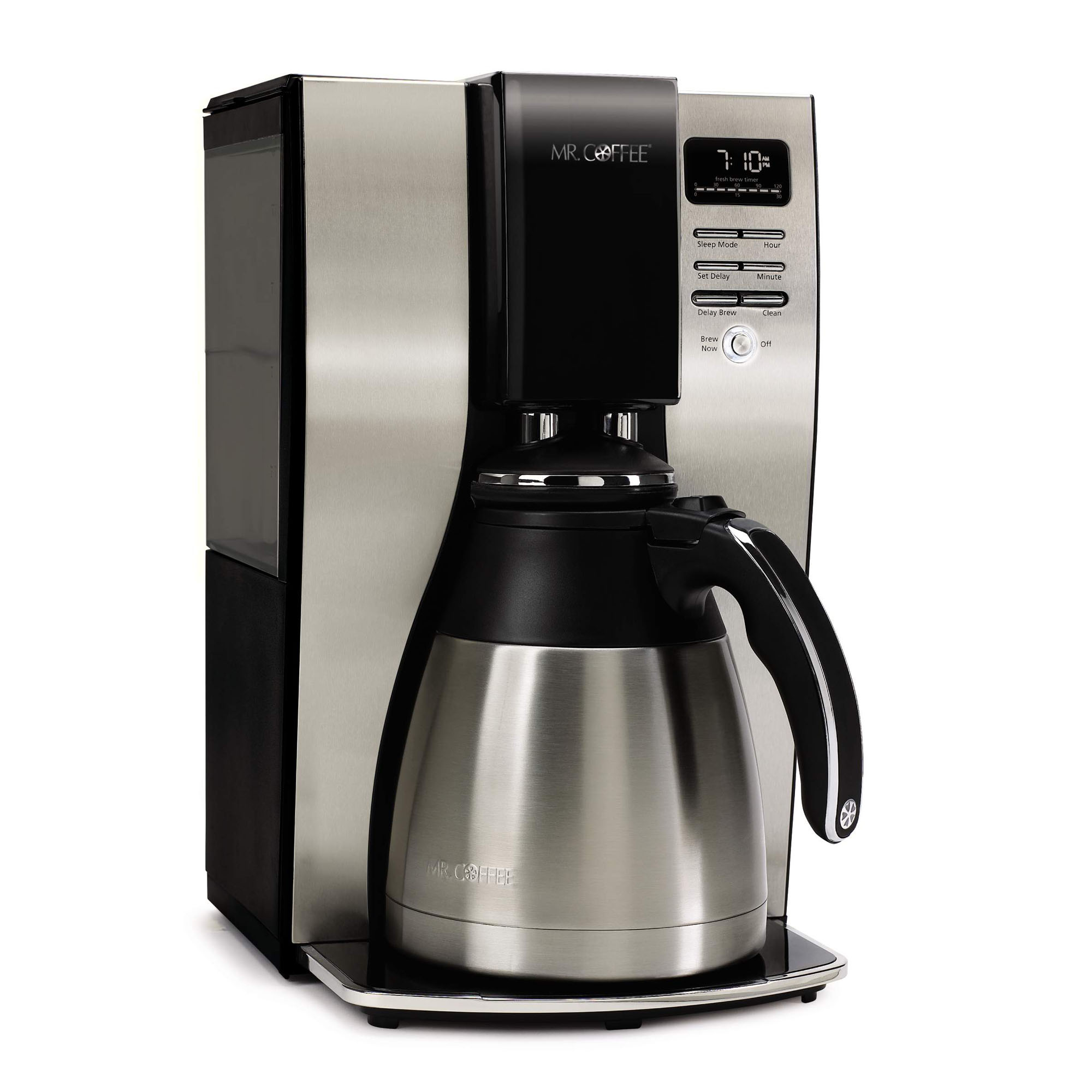 Delonghi 10 Cup Drip Coffee Maker Dual Heating System