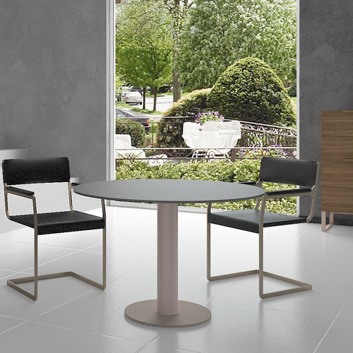 Argo Furniture Demetrius Round Dining Table