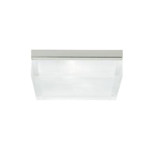 "Tech Lighting 700BXL-LED3 Boxie Single Light 9"" Wide LED Flush Mount Ceiling Fix"