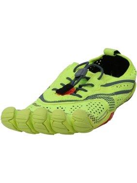 Vibram Five Fingers Women's V-Run Yellow Ankle-High Running - 7M