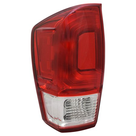 TYC 11-6850-00-1 NSF Driver Side Tail Light Lamp for 16 Toyota Tacoma TO2800197
