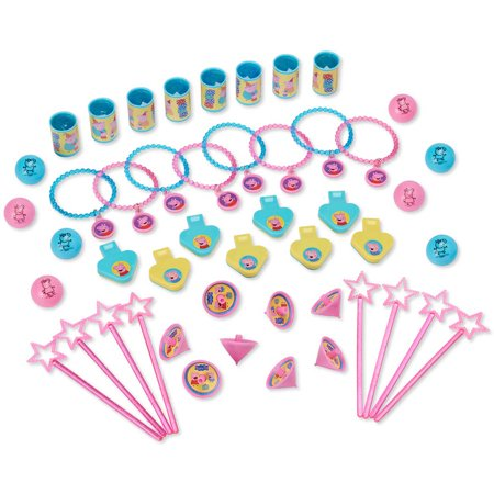 Peppa Pig Party Favor Value Pack, 48pc