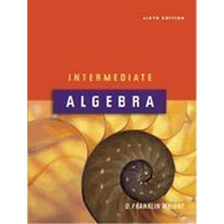 Intermediate Algebra Ed Bundle Soft By N A