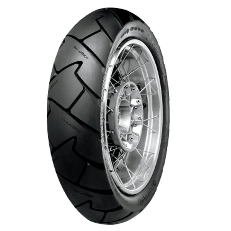 Continental Trail Attack 2 Dual-Sport Radial Rear Tire 18...