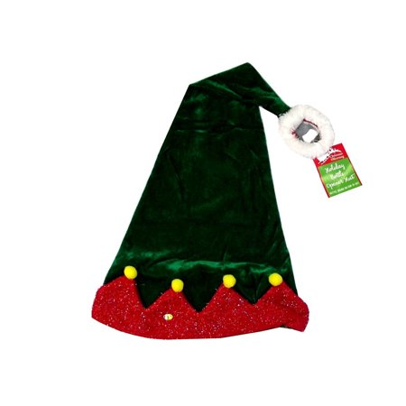 Holiday Bottle Openers (Green Holiday Hat) (Holiday Opener)