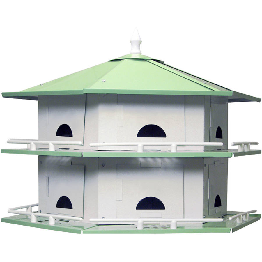 Heath Outdoor Products Aluminum 12 Room Starling Resistant