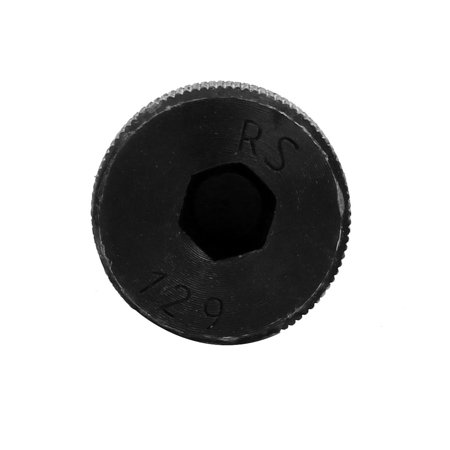 Alloy Steel Hex Socket Drive M20x70mm Shoulder Screw Bolt M16x24mm Thread - image 2 of 3