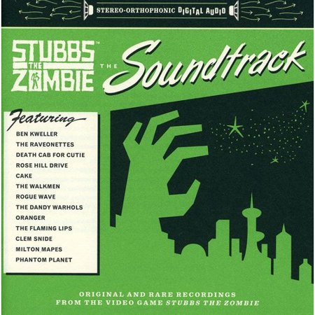 Stubbs The Zombie Soundtrack