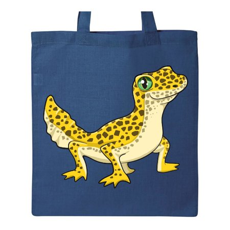 Cute Leopard Gecko Tote Bag - Cute Geckos