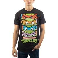 Men's and Big Men's TMNT Mutant Ninja Turtles Turtles Eyes Graphic T-Shirt